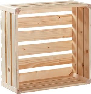 Cassetta in legno B1/2