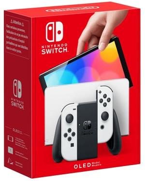 Nintendo Switch OLED - Blanc