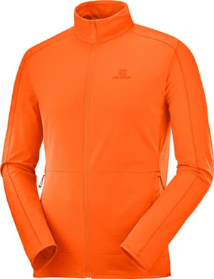 OUTRACK HALF ZIP MID M