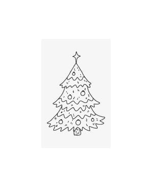 M&B Stamp, Sapin