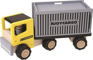 Camion con Container