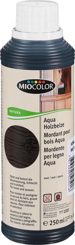 Mordant pour bois Aqua Noir 250 ml