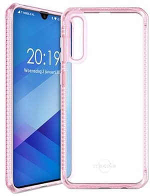 """Hard Cover """"Hybrid clear pink"""""""