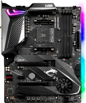 MPG X570 Gaming Pro Carbon