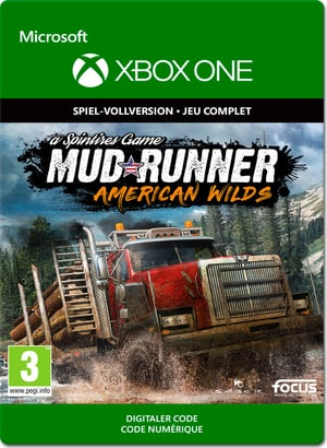 Xbox One - Spintires: MudRunner - American Wilds Edition