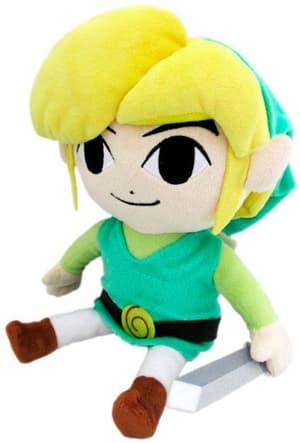 Link en peluche