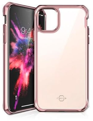 Hard Cover HYBRID GLASS rose pink