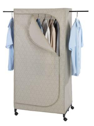 Kleiderschrank Balance Taupe