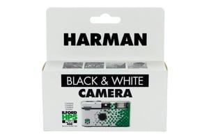 HP5 Plus Single Use Camera Noir et blanc