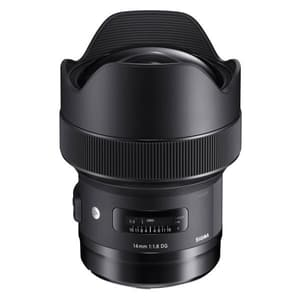 14mm F1.8 DG HSM Art Canon