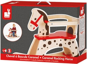 cavallo a dondolo Caramel
