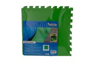 Protezione del pavimento verde, Set di 9 pezzi