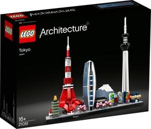 Architecture 21051 Tokyo