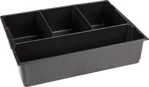 L-BOXX 136 Kleinteileeinsatz 4 Mulden