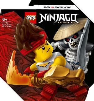 NINJAGO 71730 Set de bataille épique - Kai contre Skul