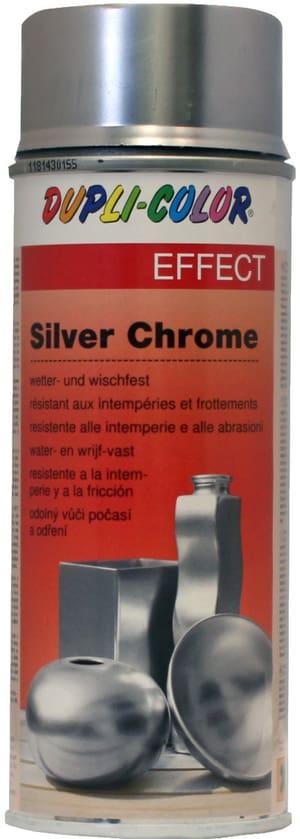 Silver Chrome Spray