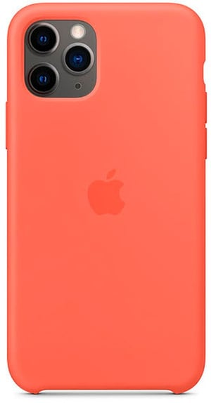 iPhone 11 Pro Silicone Case Clementine
