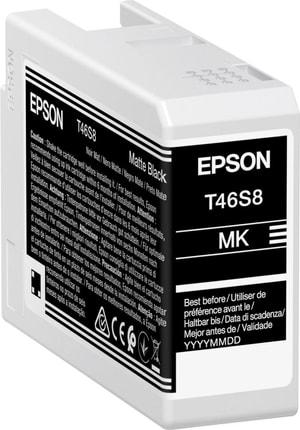 Cartouche d'encre T46S800 noir mat