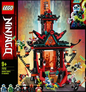 Ninjago 71712 Empire Temple of Madness
