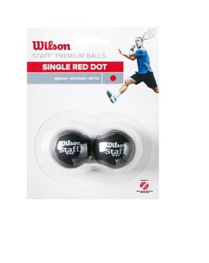 Squash Ball rosso