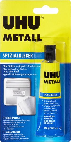 Colla speciale per metallo