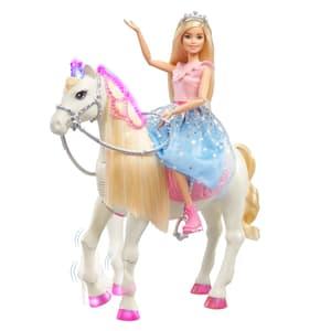 Princess Adventure Tanzendes Pferd und Puppe