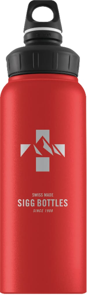 WMB Mountain Red Touch