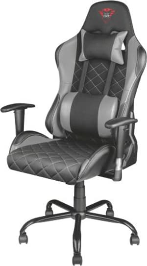 Resto GXT 707R Fauteuil gaming gris