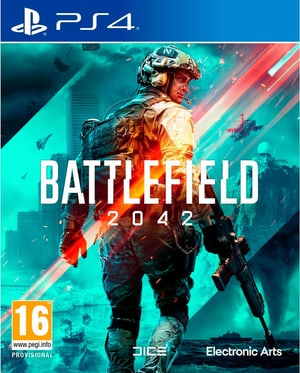 PS4 - Battlefield 2042