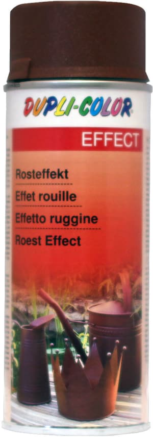 Rosteffekt Spray