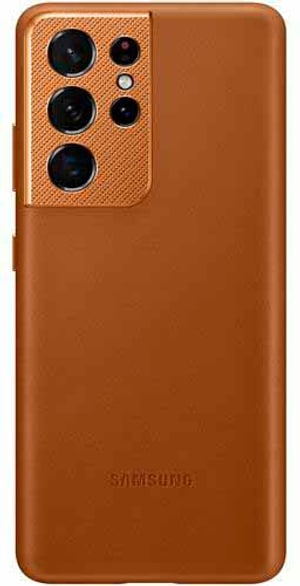 Leather Cover Brown