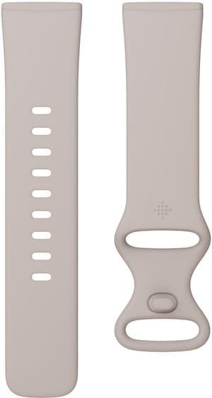 Versa 3/Sense Bracelet Lunar White Large