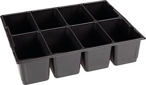 L-BOXX 136 Kleinteileeinsatz 8 Mulden