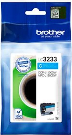 Tintenpatrone LC-3233C cyan