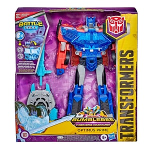 Bumblebee Cyberverse - Optimus Prime, classe Officier