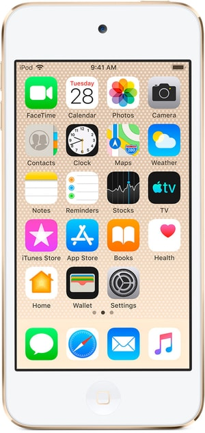 iPod touch 128GB - Or