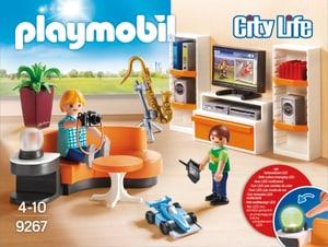 City Soggiorno con mobile TV  9267