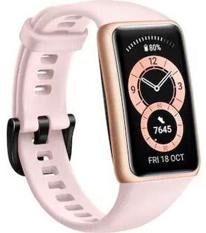 Huawei Band 6 Graphite Pink