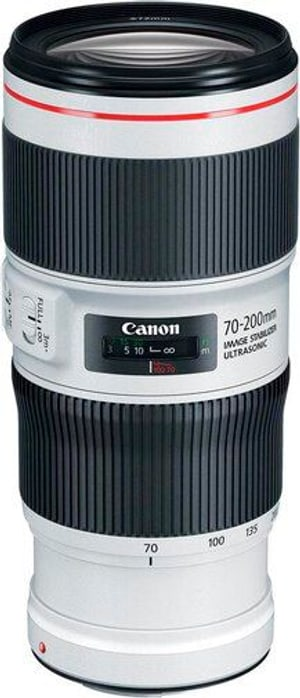 EF 70-200mm F4.0 L IS II USM Import