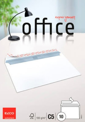 Busta Office senza finestra C5