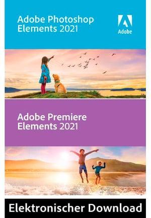MAC - Photoshop & Premiere Elements 21Vollversion Mulitlingual