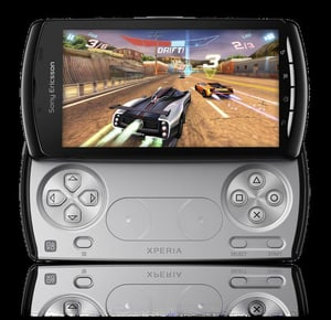 Sony Ericsson Xp_black