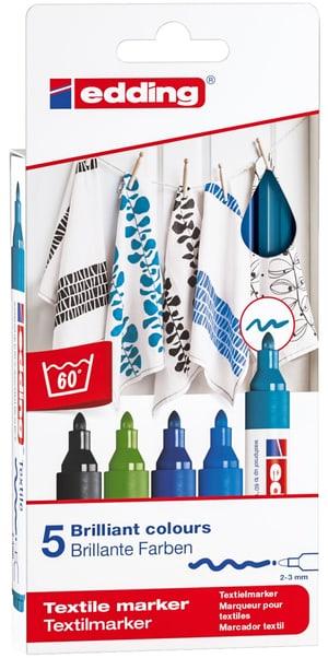 Textilmarker 4500 E-5 Cool