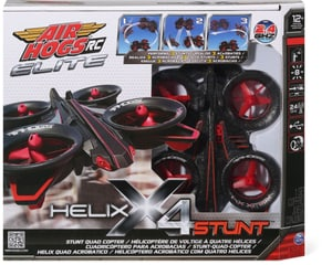 W14 AIR HOGS HELIX X4 QUAD STUNT