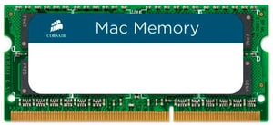 Mac Memory SO-DDR3-RAM 1333 MHz 2x 4 GB