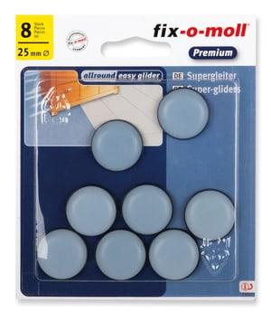 Universalgleiter 5 mm / Ø 25 mm 8 x