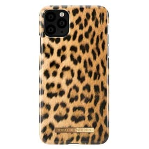 Hard Cover Wild Leopard