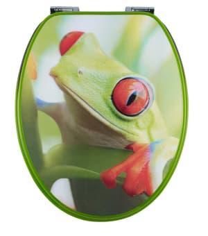 WC-Sitz Paris 3D Slow Down Frog