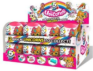 Surprise Unicorn 1 pièce