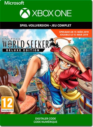 Xbox One - One Piece World Seeker Deluxe Edition